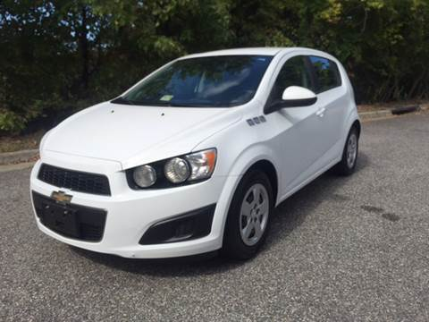2013 Chevrolet Sonic for sale in Virginia Beach, VA