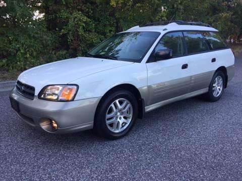 2001 Subaru Outback for sale in Virginia Beach, VA