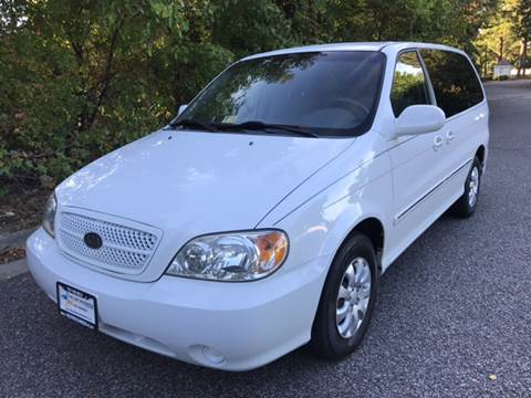 2005 Kia Sedona for sale in Virginia Beach, VA