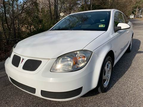 2007 Pontiac G5 for sale in Virginia Beach, VA