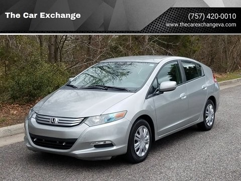 2010 Honda Insight for sale in Virginia Beach, VA