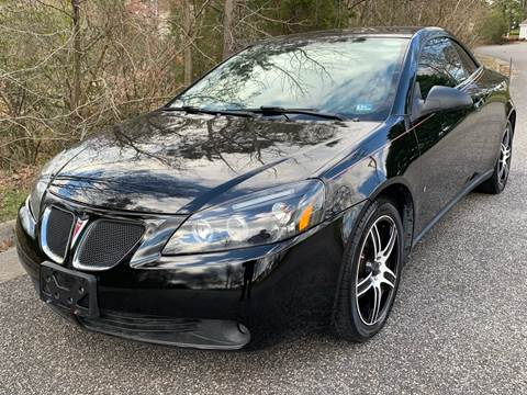 2007 Pontiac G6 for sale in Virginia Beach, VA