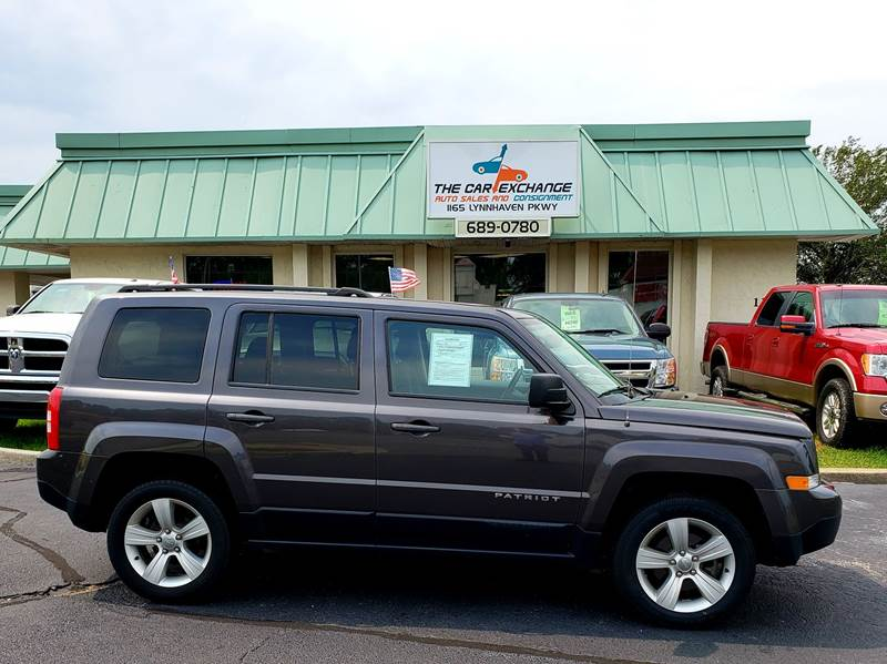 2015 Jeep Patriot 4x4 Latitude 4dr SUV In Virginia Beach VA