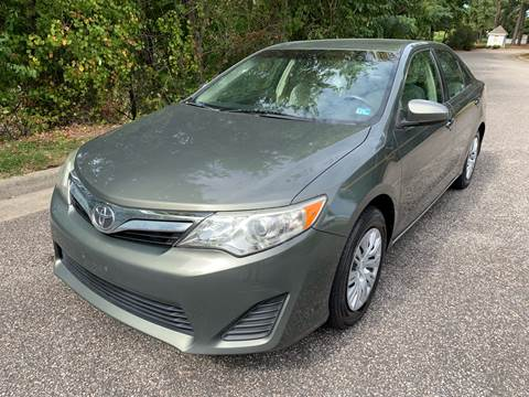 Toyota Virginia Beach >> 2013 Toyota Camry For Sale In Virginia Beach Va