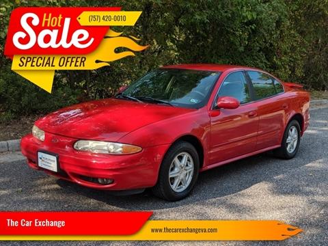 2002 Oldsmobile Alero for sale in Virginia Beach, VA
