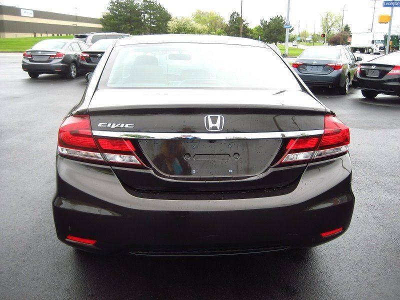 2014 Honda Civic LX 4dr Sedan CVT - Rochester NY