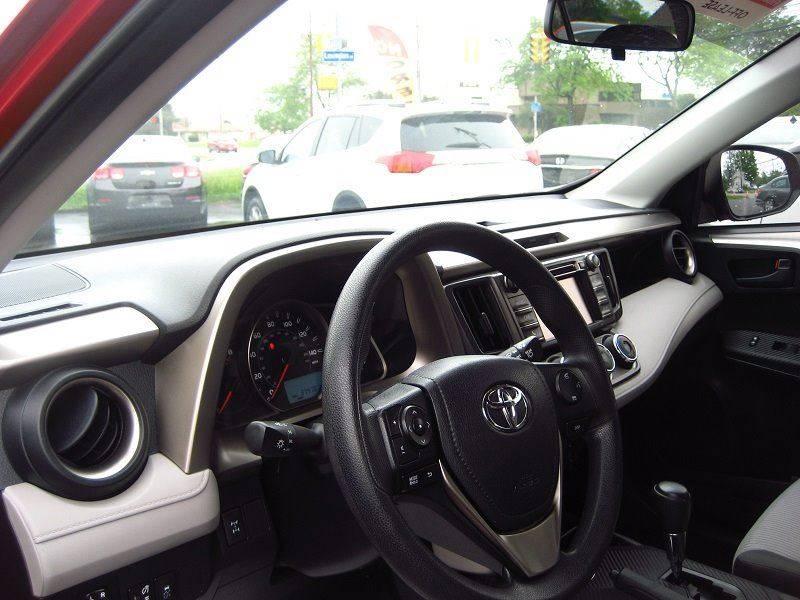 2014 Toyota RAV4 AWD LE 4dr SUV - Rochester NY