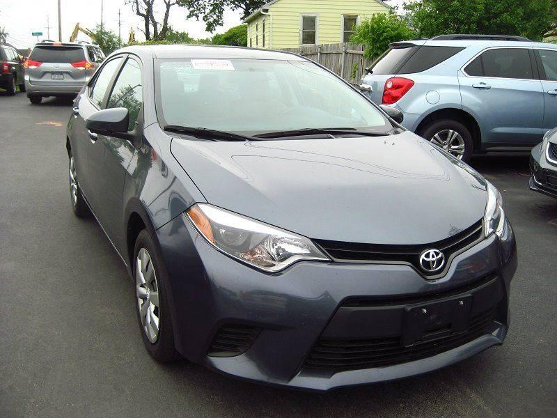 2014 Toyota Corolla LE 4dr Sedan - Rochester NY