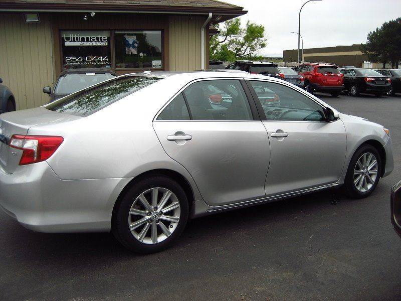 2014 Toyota Camry XLE 4dr Sedan - Rochester NY
