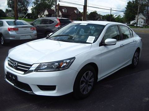 2014 Honda Accord for sale in Rochester, NY
