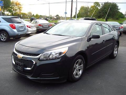 2014 Chevrolet Malibu for sale in Rochester, NY