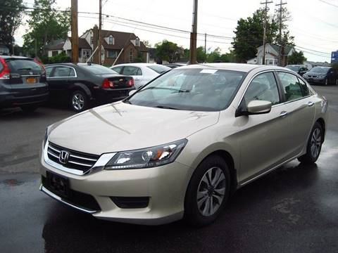 2013 Honda Accord for sale in Rochester, NY