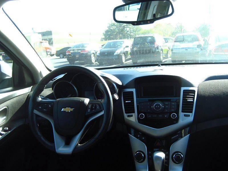 2014 Chevrolet Cruze 1LT Auto 4dr Sedan w/1SD - Rochester NY