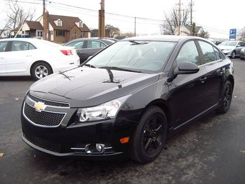 2014 Chevrolet Cruze for sale in Rochester, NY