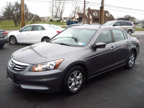 2011 Honda Accord for sale in Rochester, NY