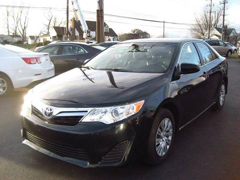 2014 Toyota Camry for sale in Rochester, NY