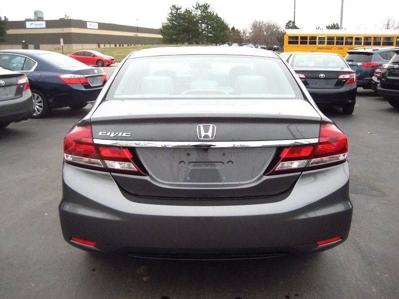 2013 Honda Civic LX 4dr Sedan 5A - Rochester NY