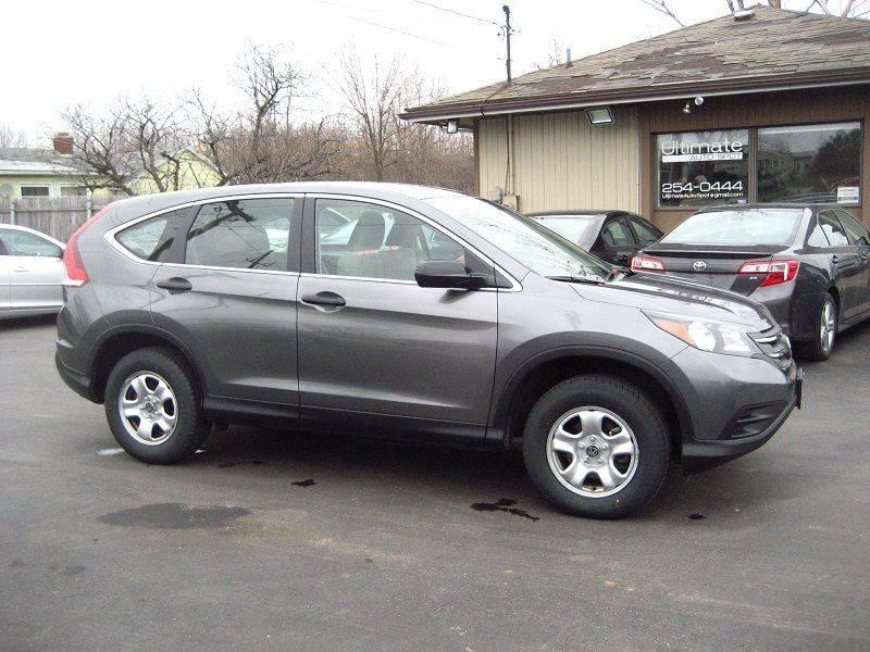 2014 Honda CR-V AWD LX 4dr SUV - Rochester NY