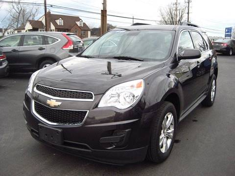 2014 Chevrolet Equinox for sale in Rochester, NY