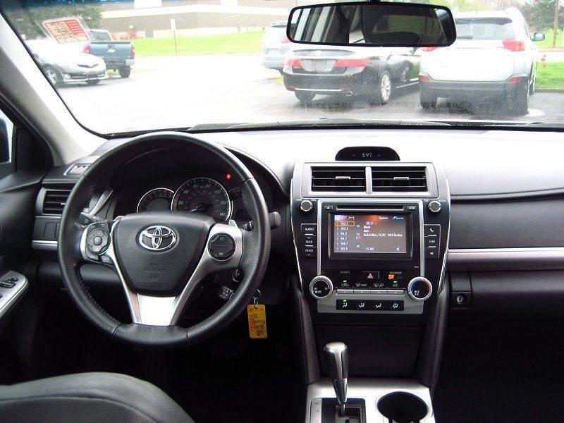 2012 Toyota Camry SE 4dr Sedan - Rochester NY