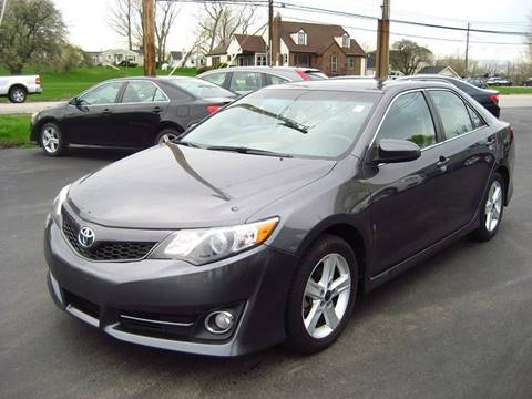 2012 Toyota Camry for sale in Rochester, NY