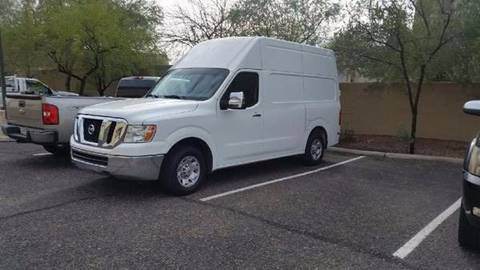 2012 Nissan NV Cargo for sale in Mesa, AZ