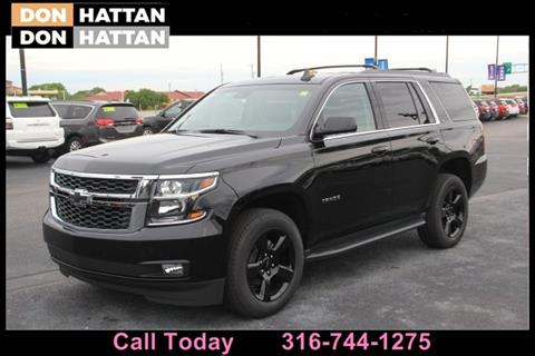 2017 Chevrolet Tahoe for sale in Wichita, KS