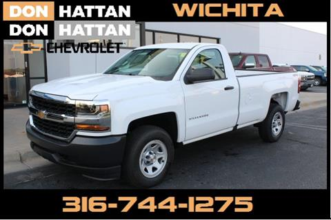 2018 Chevrolet Silverado 1500 for sale in Wichita, KS