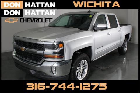 2018 Chevrolet Silverado 1500 for sale in Wichita, KS