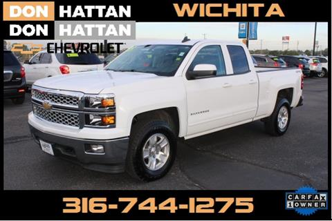 2015 Chevrolet Silverado 1500 for sale in Wichita, KS