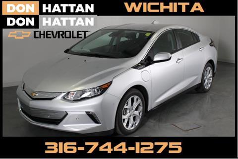 2018 Chevrolet Volt for sale in Wichita, KS