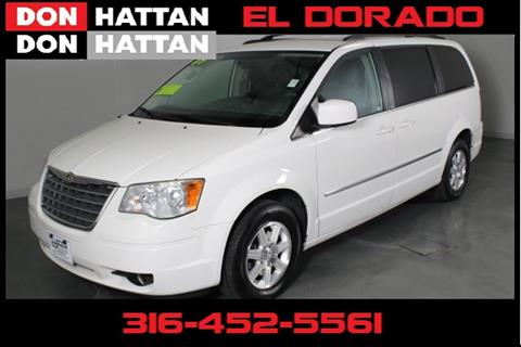 2009 Chrysler Town and Country for sale in Wichita, KS