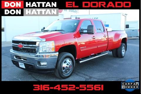 2011 Chevrolet Silverado 3500HD for sale in Wichita, KS