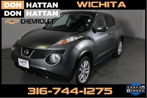 2012 Nissan JUKE for sale in Wichita, KS