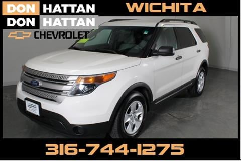 2011 Ford Explorer for sale in Wichita, KS