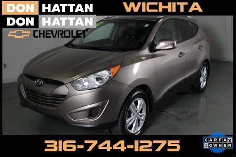 2012 Hyundai Tucson for sale in Wichita, KS