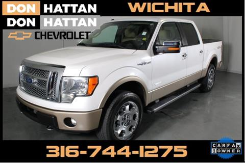 2011 Ford F-150 for sale in Wichita, KS
