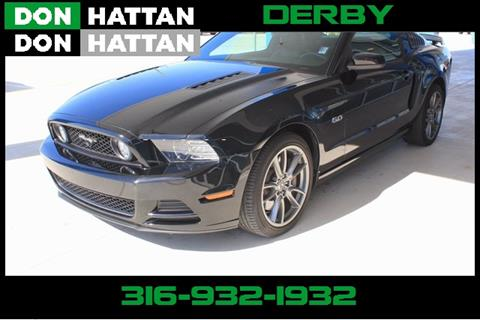 2014 Ford Mustang for sale in Wichita, KS