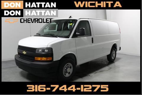 0495b5451c 2018 Chevrolet Express Cargo for sale in Wichita