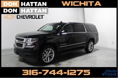Don Hattan Chevrolet >> 2016 Chevrolet Suburban For Sale In Wichita Ks