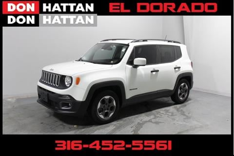 2015 Jeep Renegade for sale in Wichita, KS