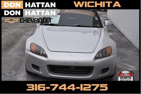2002 Honda S2000 for sale in Wichita, KS