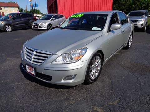 2009 Hyundai Genesis for sale in Huber Heights, OH