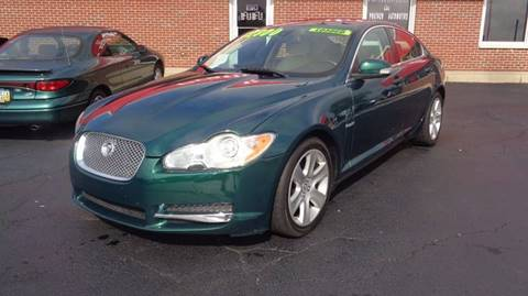 2009 Jaguar XF for sale in Huber Heights, OH