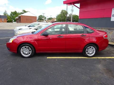 2010 Ford Focus for sale in Sidney, OH