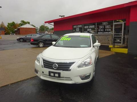2013 Nissan Altima for sale in Sidney, OH