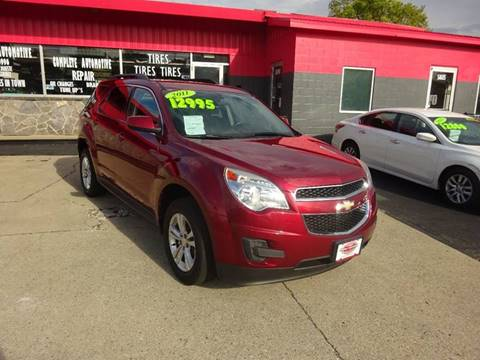 2011 Chevrolet Equinox for sale in Sidney, OH