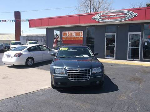 2007 Chrysler 300 for sale at Used Car Factory Sales & Service in Troy OH