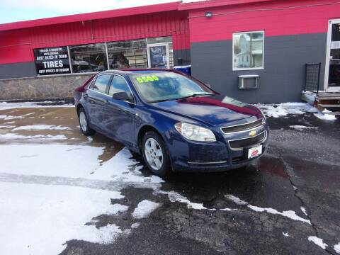 2008 Chevrolet Malibu for sale at Used Car Factory Sales & Service Troy in Troy OH