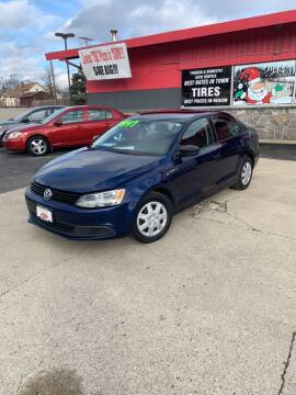 2014 Volkswagen Jetta for sale at Used Car Factory Sales & Service Sidney in Sidney OH